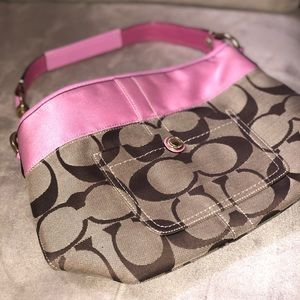Vintage AUTHENTIC Coach Handbag